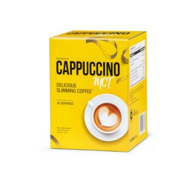 Cappuccino MCT (CZYTAJ OPIS !!!)