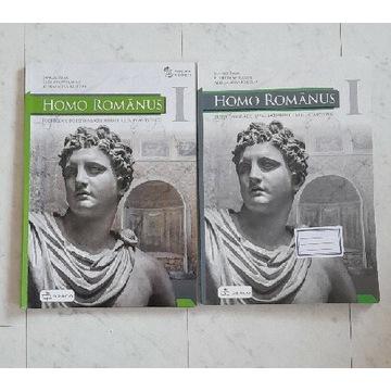Homo Romanus 1 - Podręcznik + zeszyt ćwiczeń