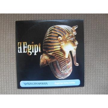 EGIPT BOGACTWA DOLINY KRÓLÓW OMAR SHARIF PŁYTA VCD