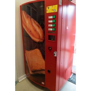Automat do żywności -Panini,Tosty, Kanapki-Vending