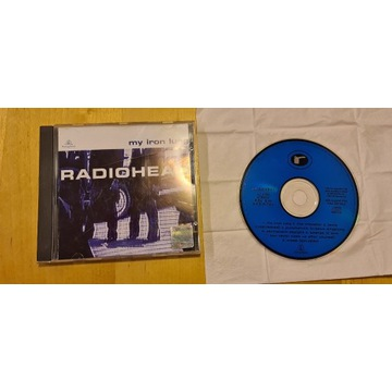 RADIOHEAD: MY IRON LUNG (MINI ALBUM) (CD) Unikat