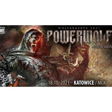 BILETY POWERWOLF 2021 Katowice
