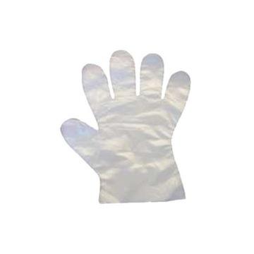 Rękawiczki foliowe ZRYWKI rozm L 100 szt EXPRES