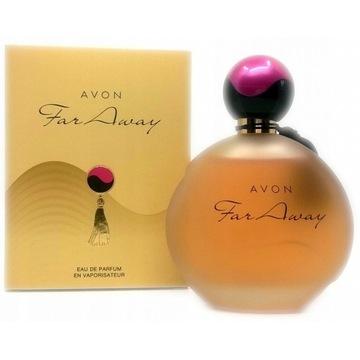 AVON Far Away Woda Perfumowana Dla Kobiet 50ml EDP