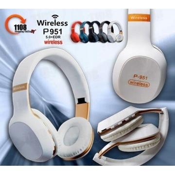HIT !!! Słuchawki bluetooth 5.0 P-951 HIT !!!