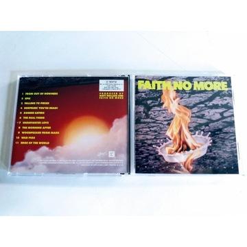 "FAITH NO MORE - ""The Real Thing""  CD"