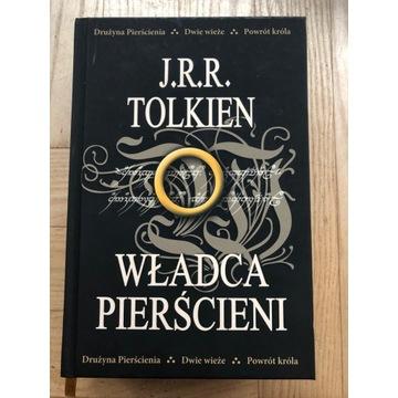 WŁADCA PIERŚCIENI TRYLOGIA J.R.R. Tolkien
