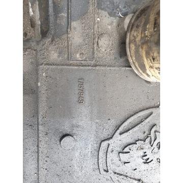 Skrzynia biegow z  manual scania r420 z retarderem
