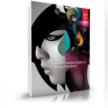 Adobe CS6 EN MAC - Photoshop InDesign Illustrator