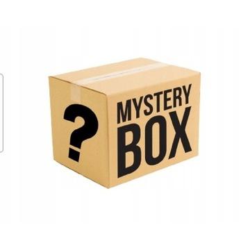 Mystery Box gry/zabawki dla dzieci