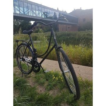 Amsterdam oryginalny holenderski rower miejski
