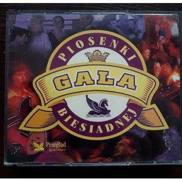 Gala Piosenki Biesiadnej - 5 CD box
