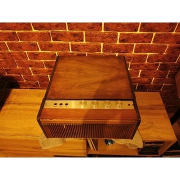 Gramofon Brytyjski BSR. Rarytas