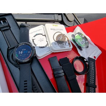 Samsung galaxy watch 3 45mm, GPS, Bluetooth, Gwara