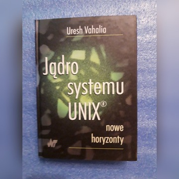 Jądro systemu UNIX, Uresh Vahalia