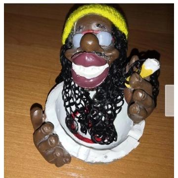 Kolekcjonerska popielniczka - śmieszna figurka