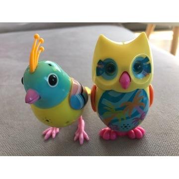 Śpiewający ptaszek DIGIBIRDS 2 szt