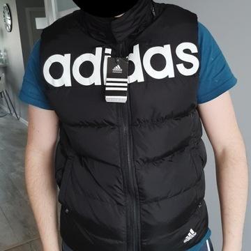 Bezrękawnik Adidas Kamizelka (NOWA)