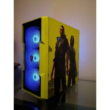 PC i5 10600k RTX 2060 SUPER 16 GB RAM W10 PRO