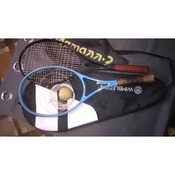 Rakiety tenisowe szt. 2