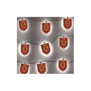 Lampki choinkowe Gryffindor