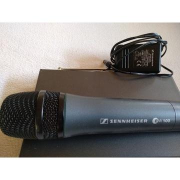 SENNHEISER EW100 zestaw - mikrofon bezprzewodowy