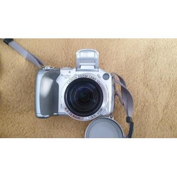 Aparat cyfrowy Canon Powershot S2 IS + pokrowce
