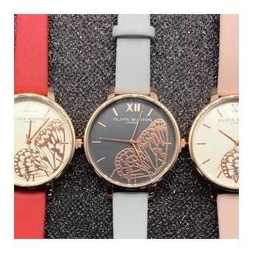 Zegarek OLIVIA BURTON Piękny Nowy!!!