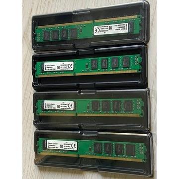 Kingston RAM 16 gb ddr3 1333 mhz - 4 x 4gb