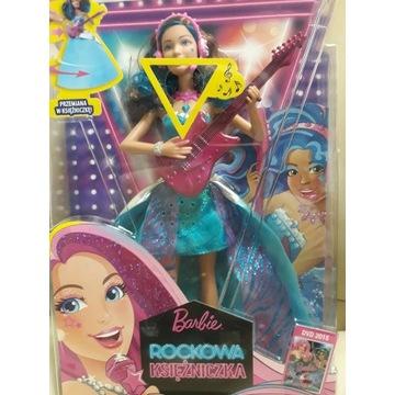 Lalka Barbie z gitarą