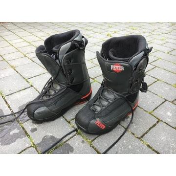 Buty snowboard Burton Fever r.40 / wkładka 26.5 cm