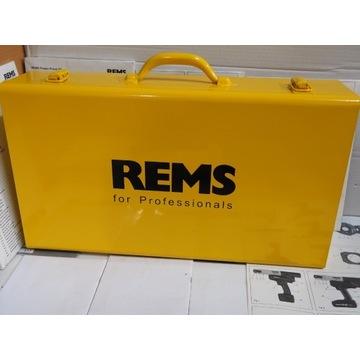Roller Rems walizka skrzynka zaciskarka prasa SE