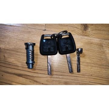 Wkładka stacyjki 3 klucze Opel Vectra C Signum