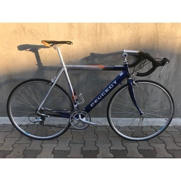 Rower szosowy kolarzówka PEUGEOT SHIMANO SORA 105