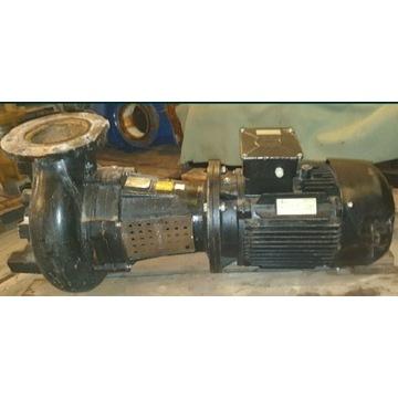 Pompa przerzutowa do wody 300m3/h z silnikiem 11kw