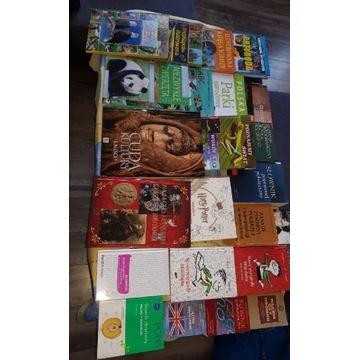 Książki cały zestaw