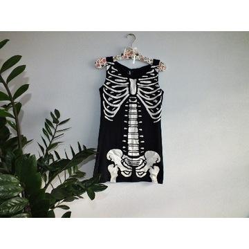 Koszulka szkielet