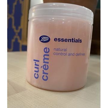 Boots curl creme essentials 250 krem żel kręcone