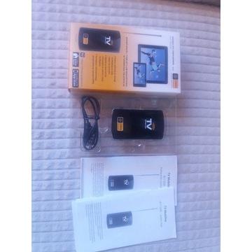 Mobilny Tuner Dekoder DVB-T Cyfrowy Polsat M-T5000