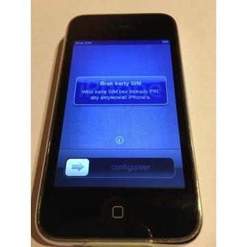 iPhone 3GS biały 16GB (tylko sieć Orange Polska)