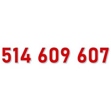 514 609 607 STARTER NJU ORANGE ŁATWY ZŁOTY NUMER