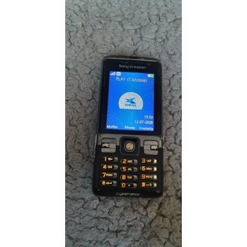 Sony Ericsson C702. Sprawny