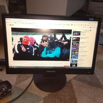 "Monitor 22"" 1080p Samsung 2243SW"