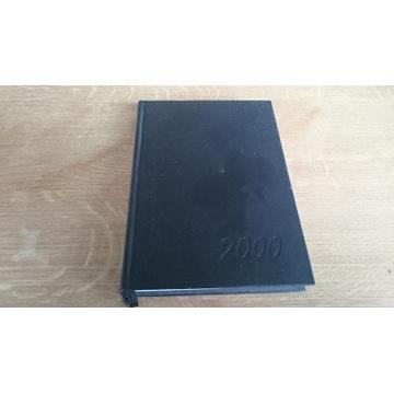 Kalendarz Piłkarski 2000 rok
