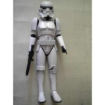 Star Wars Stormtrooper interaktywna duża 40cm