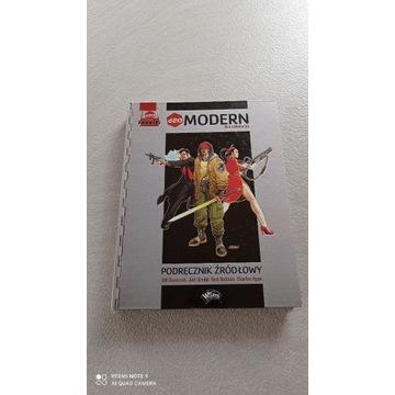 D20 Modern, podręcznik RPG