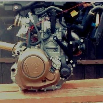 Silnik Husqvarna 701 Enduro