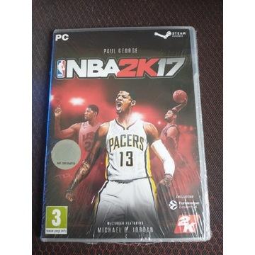 Gra NBA 2k17 Nowa Steam