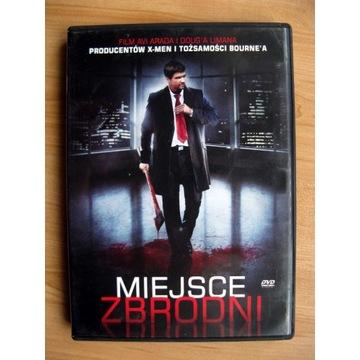 DVD Miejsce zbrodni The Killing Floor 2007