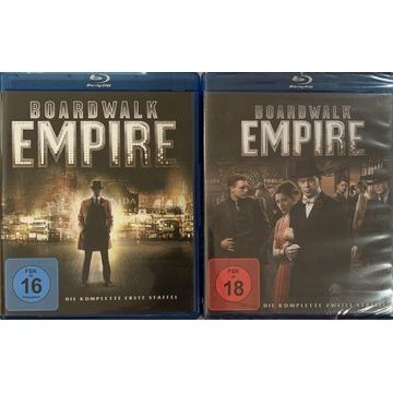 Zakazane imperium - Boardwalk Empire 1-2 Blu-ray